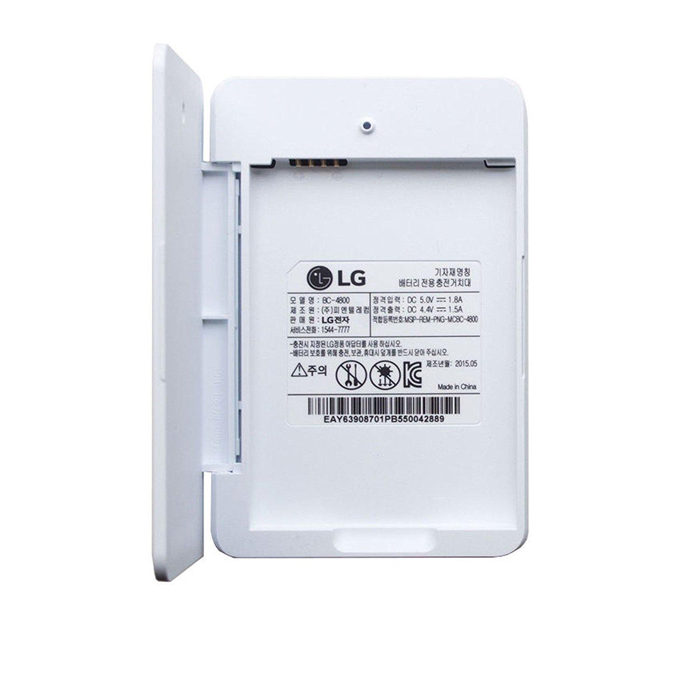 LG Kit de carga para g4 BCK-4800 Cargador Batería ...