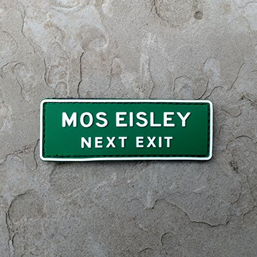 mos-eisley-next-exit-pvc-rubber-morale-patch-by-neo-tactical-gear-morale-patch