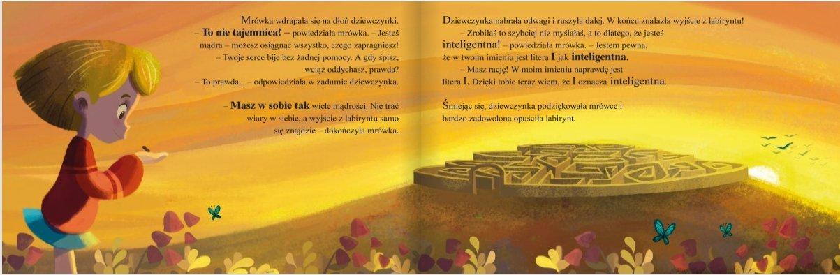 Personalizowana Książka Dla Dzieci Magia Mojego Imienia My Magic