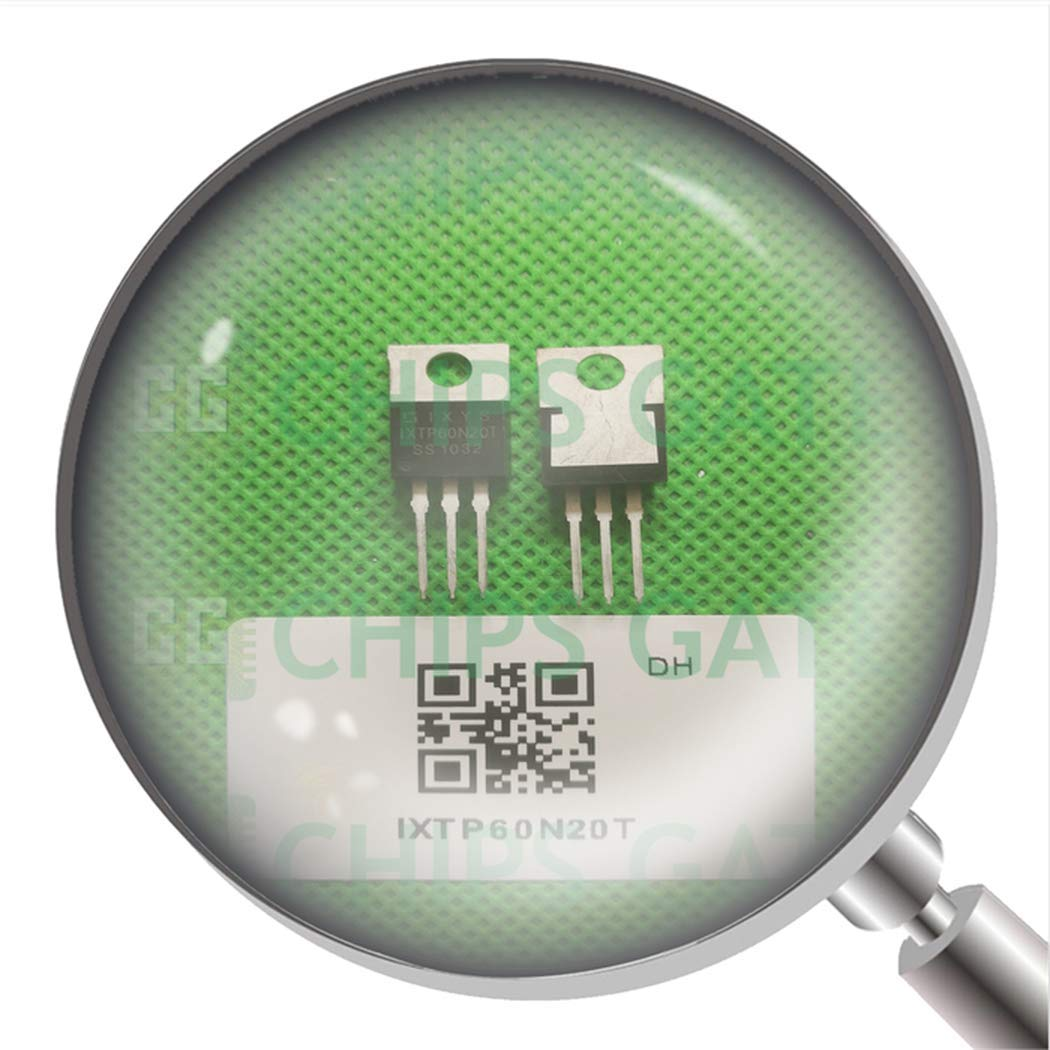 30PCS MOSFET Transistor IXYS TO-220 IXTP60N20T TP60N20T