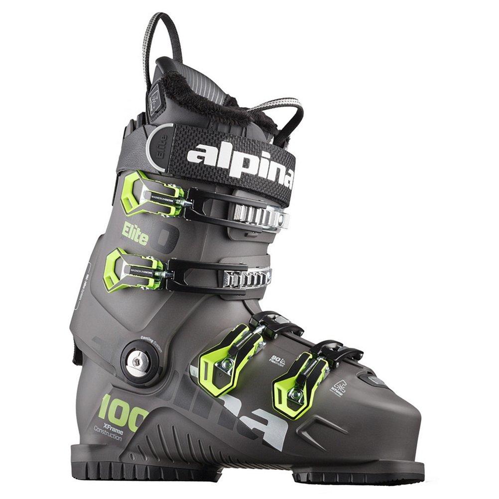 Alpina Elite 100熱スキーブーツ B0761Y6KP8 26.5|ダークグレー(anthracite) ダークグレー(anthracite) 26.5