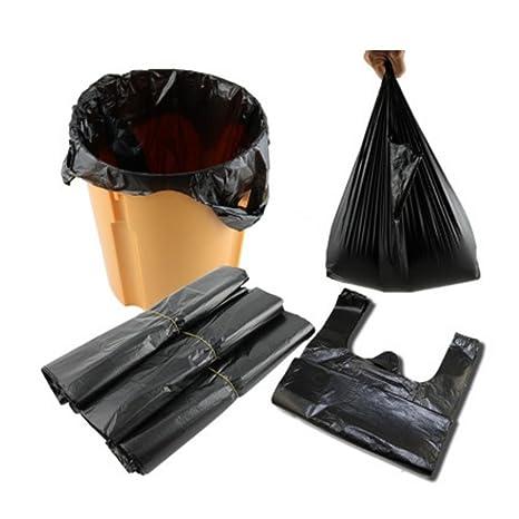 Chaleco bolsas de basura, bolsas de basura, 5 litros, 50 ...
