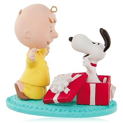 Hallmark Keepsake Ornament: Peanuts A Snoopy for Christmas - Amazon.com: Hallmark Keepsake Ornament: Peanuts A Snoopy For
