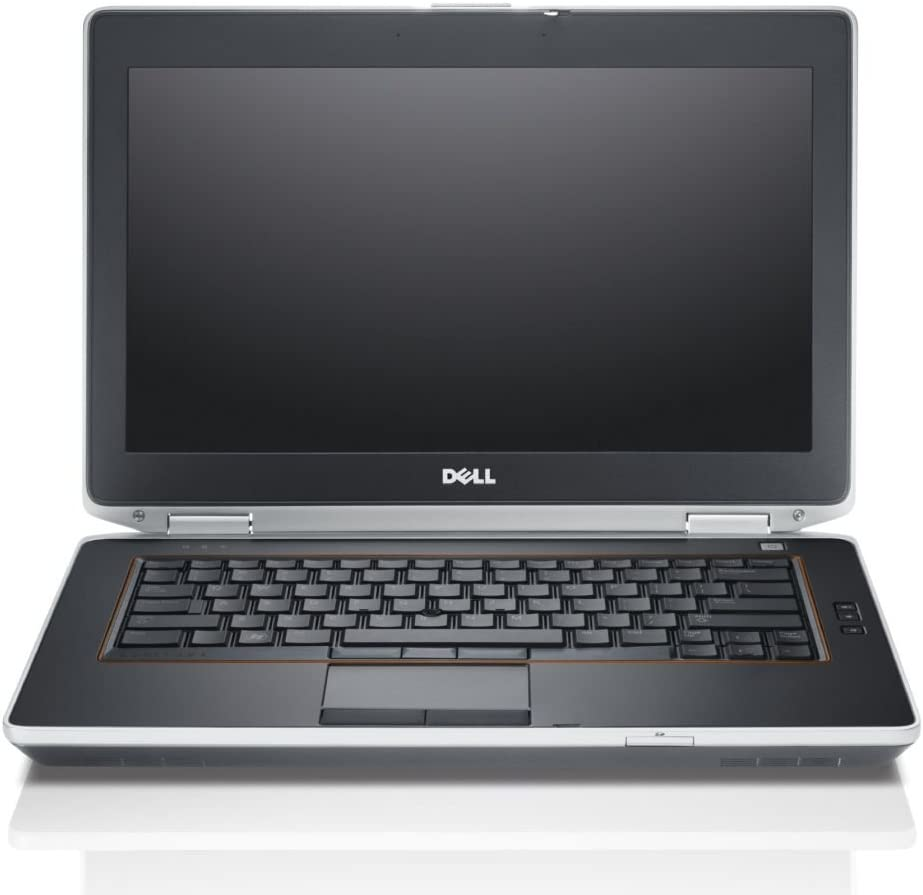 Dell Latitude E6420 14.1in HD Business Laptop Computer, Intel Quad-Core I7-2760QM up to 3.5GHz, 8GB RAM, 128GB SSD, DVD, HDMI, Windows 10 Professional (Renewed)