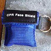 Amazon.com: CPR - Juego de 5/20 llaveros para máscara facial ...