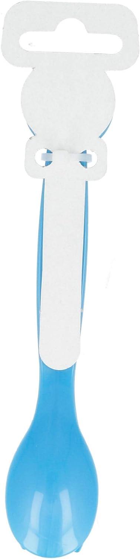 Negro Stor 2 Pcs PP Cutlery Set with Cardboard Baby Shark Cubiertos Mediano