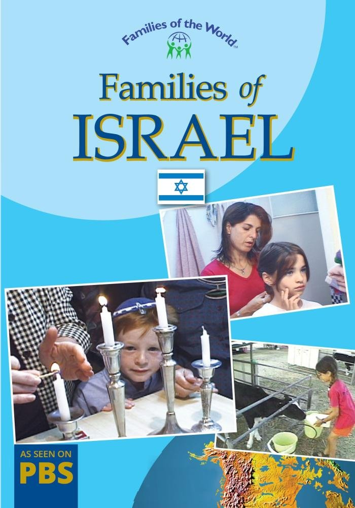 Families Of The World Families Of Israel by TravelVideoStore.com