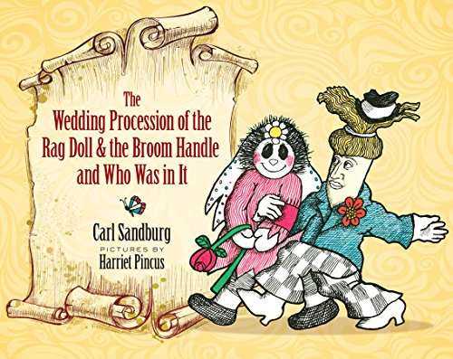 The Wedding Procession of the Rag Doll and the Broom Handle and Who Was in It (Holiday Rag Doll)