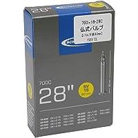 "Schwalbe fietsbinnenband SV15 18/28-622/630 EK 60 mm slang, zwart, 27/28 x 3/4-1 1/8"" SV60 mm"