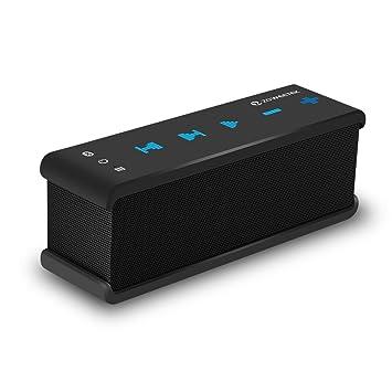 Review Zoweetek Bluetooth Speaker with