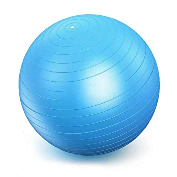 Amazon.com: LOVEMLQL Stability and Yoga Ball for Fitness ...