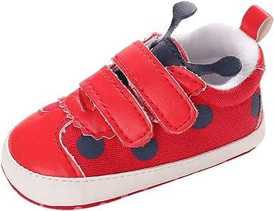 united states check out buying new Amazon.com: Toddler Baby Girls Cute Ladybug Walking Shoes Flats ...