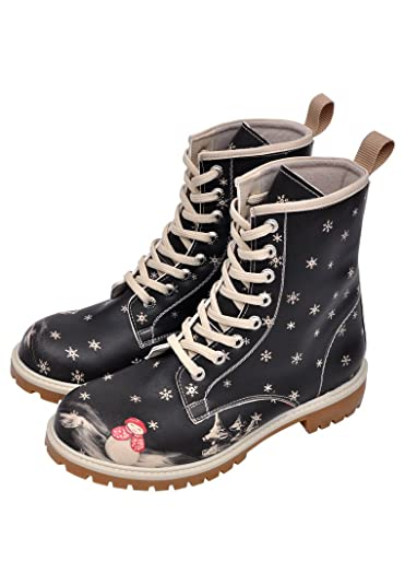 DOGO Stiefel New Year beige EU 40: : Schuhe