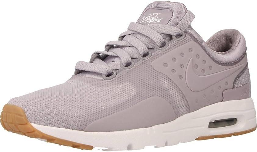 Nike AIR MAX Zero Damen lila NEU OVP, Größe:EUR 42 (UK 7.5