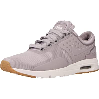 reputable site 59cbd d5187 Amazon.com   NIKE Womens Air Max Zero Shoes Provence Purple Provence Purpl  Size 9.5   Road Running