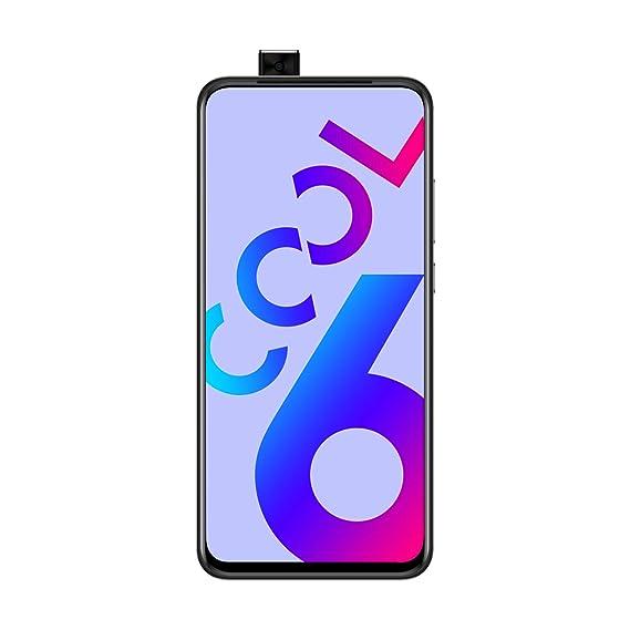 Coolpad Cool 6 (Blue,6GB RAM,128GB Storage) -21MP Front Pop-up & 48MP Triple Rear Camera
