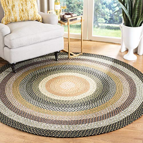 round area rugs 6 feet - 6