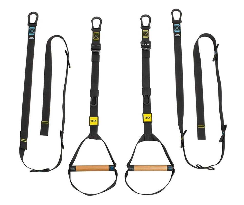 TRX Training - TRX Ultimate Pull Up/Dip Trainer, Developed with MWOD founder and San Francisco CrossFit co-owner, Dr. Kelly Starrett, to Build Strength, Mobility, and Endurance