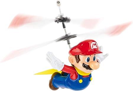 空とぶスーパーマリオコプター