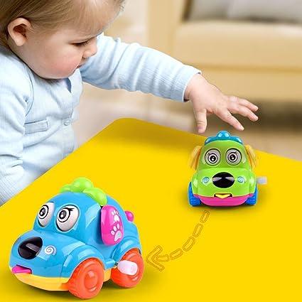 Clockwork Funny Toys Cartoon Mouse Clockwork Car Educational Toys For Kids Gifts