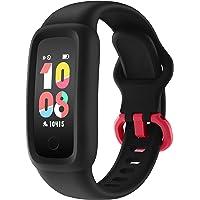 BIGGERFIVE Vigor 2 Fitness Tracker Watch for Kids Girls Boys Ages 5-12, Activity Tracker, Pedometer, Heart Rate Sleep…