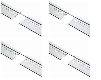 Amazon.com: Festool 482107 - Conector de riel guía (4 ...