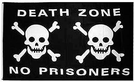 *SALE* Death Zone 5ft x 3ft Flag *LAST FEW*
