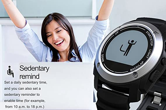 Bluetooth reloj para hombres Smart Watch Mujer Fossil Sistema de ...