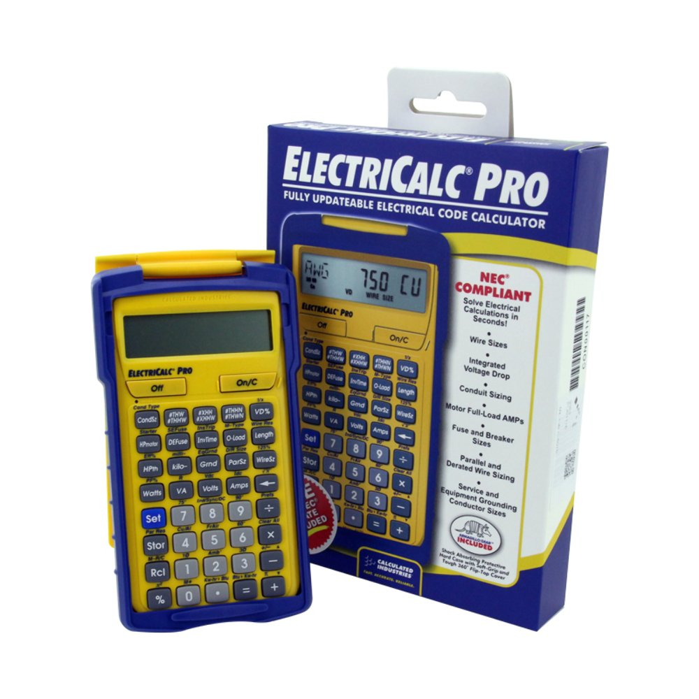 Electricalc pro calculator amazon kitchen home greentooth Gallery