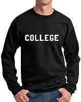 Amazon.com: Animal House 'College' Crew Neck Sweatshirt: Clothing