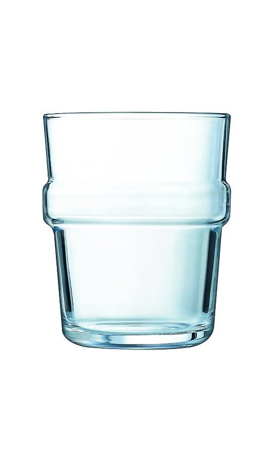 Dajar beber Acrobat 270 ml Luminarc, cristal, transparente, 7.7 cm cm