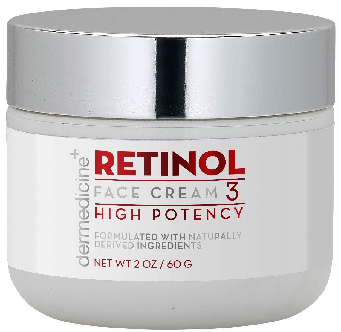 retinol face cream