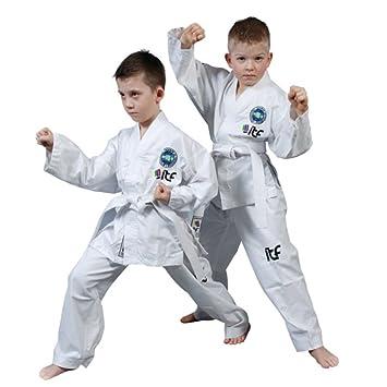Taekwondo ITF Traje Top Ten - 170 cm Dobok: Amazon.es: Deportes y ...