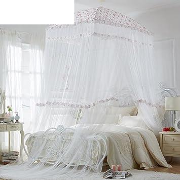 Schon Extra Große Größe Runde Hoop Bett Baldachin Netting Moskitonetz Passen  Krippe,Twin,Vollständige,