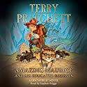 The Amazing Maurice and his Educated Rodents: Discworld Book 28, (Discworld Childrens Book 1) Audiobook by Terry Pratchett Narrated by Stephen Briggs