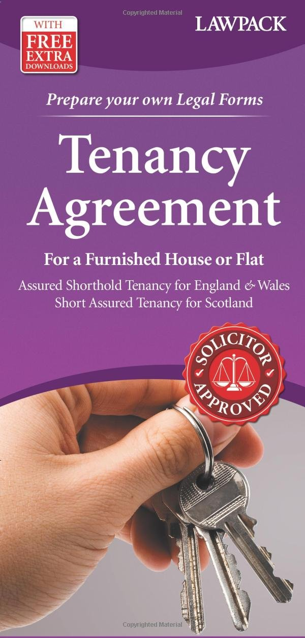 Buy Tenancy Agreement For A Furnished House Or Flat Assured