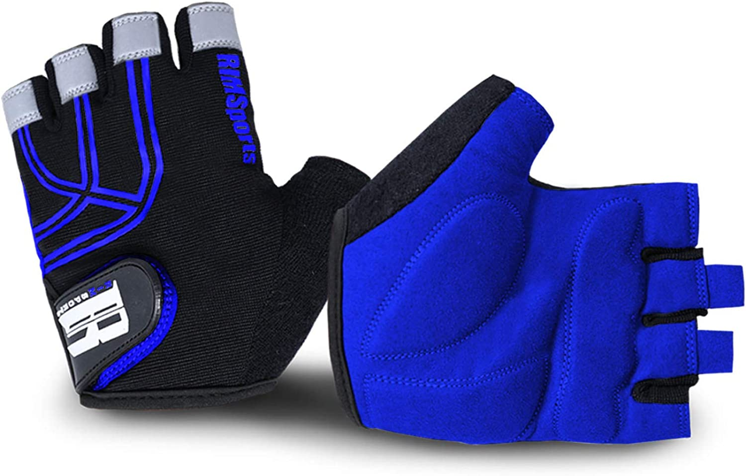 Force Bicycle Gloves Sport Summer!