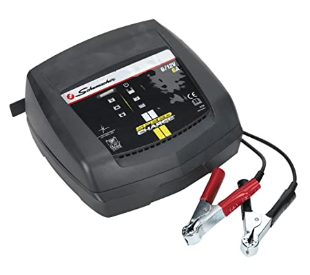 Hilka 83650012 12 Amp Automatic Battery Charger