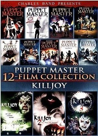 Killjoy & Puppet Master: Complete Collections Edizione ...