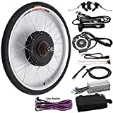 FCH 26'' Rear Wheel Electric Bicycle Conversion Kit,48V 1000W Ebike Hub Motor Conversion Kit