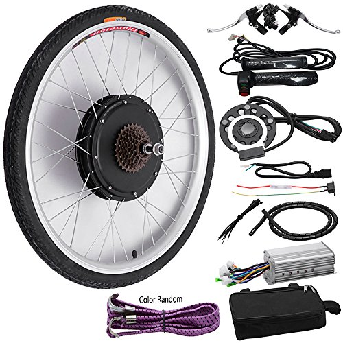 FCH 26'' Rear Wheel Electric Bicycle Conversion Kit (36V 500W) by FCH (Image #6)