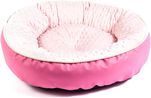 Boutique Zoo – Elegante cama para perros/rosa/cama para perros para pequeñas/medianas/Perros Grandes | sofá, perros – Cojín para perros | XS, S, M, L, XL, XXL, XXXL: Amazon.es: Productos para mascotas