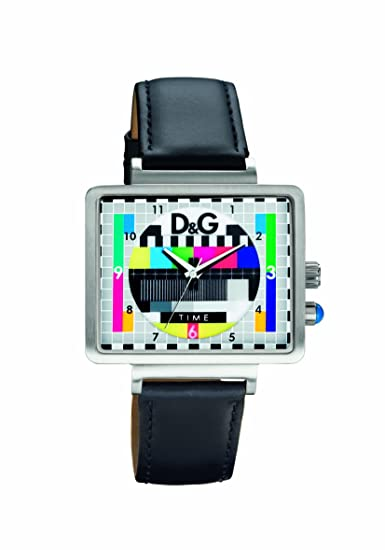 D G DW0514 - Orologio uomo  Amazon.it  Orologi 5be36919e74