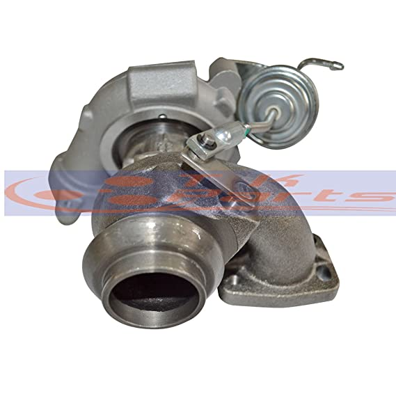 Amazon.com: TKParts New TD02 TD025HM 49173-07508 49173-07506 Turbo Charger For FORD Focus Fiesta Fusion Peugeot Berlingo Citroen C4 1.6L HDi DV6ATED4: ...