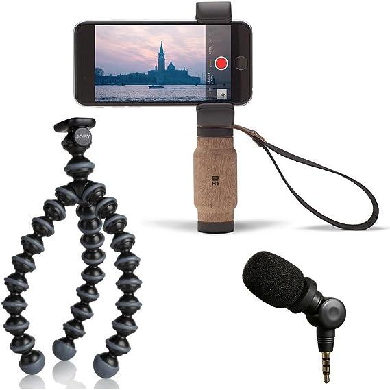mode designer fe05e ca71a Amazon.com: Shoulderpod S2 Handle Grip for Smartphone w ...