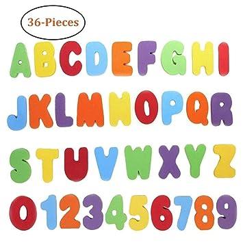 Baby Badewanne Spielzeug Bad Buchstaben Zahlen Kleinkind Spielzeug