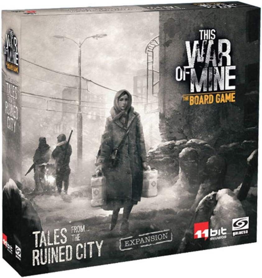 Galakta GAKTWOM02 - Diarios de Tiempo de Guerra This War of Mine Exp: Amazon.es: Juguetes y juegos