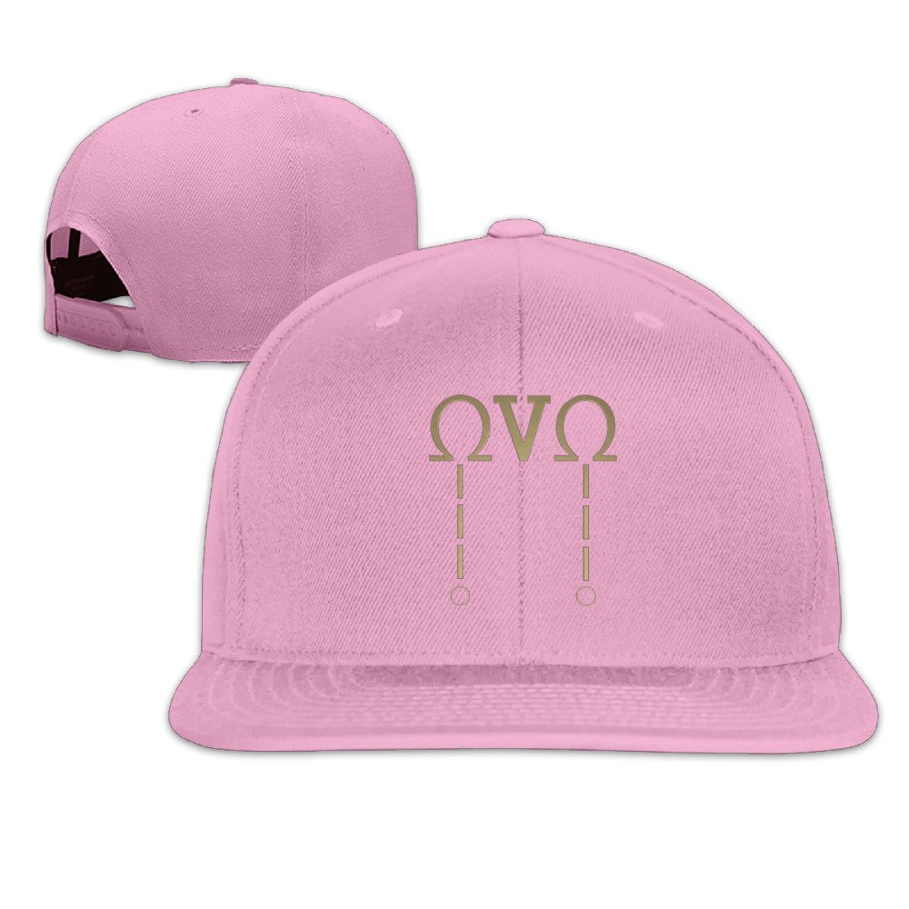 56258138e0099 OVO Omega Drake  Pink Flat Bill Baseball Caps Trucker Hats  Amazon.ca   Clothing   Accessories
