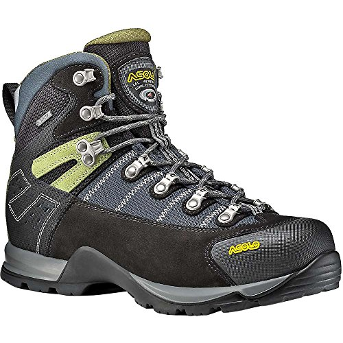 Asolo Men's Black Gun Metal Fugitive Gtx Hiking Boots 11 D M