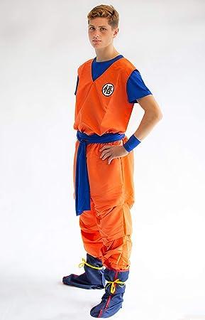CoolChange Traje Cosplay de Son Goku, tamaño: S